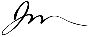 Joe Micheals signature logo