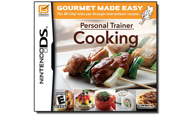 Personal Trainer: Cooking (Nintendo)